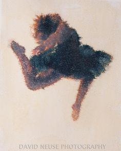 Inkjet Transfer - Dancer