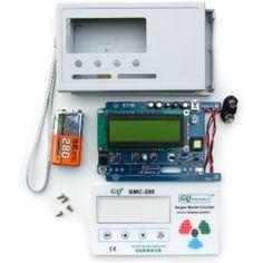 Geigerzähler-Kit: Bausatz eines Geigerzählers mit grafischer Anzeige, PC-Anschluss und Aufzeichnemöglichkeit Nintendo Consoles