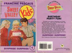 Sweet Valley Kids!