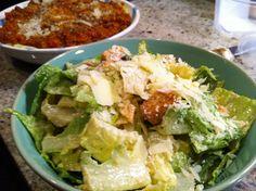 Best of Bridges - Caesar Salad Dressing Recipe