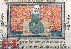 Roman de la Rose, MS G.32 fol. 3r - Images from Medieval and Renaissance Manuscripts - The Morgan Library & Museum