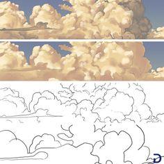 75 meilleures images du tableau dessin nuage en 2019 drawings sketches et drawing s - Nuage en dessin ...