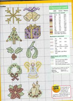Gallery.ru / Фото #33 - CrossStitcher 179 рождество 2006 - tymannost