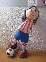 Fofucha de Falcao. Atlético Madrid