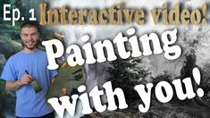 Watch and Vote to create an oil painting with Kevin Hill from start to finish! Each week we will have a poll to determine how to move forward with the painting! To vote for how you would like to see this painting continue, visit: http://www.paintwithkevin.com/vote.html