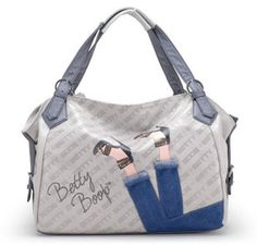 Betty Boop Shoulder Handbag Shoulder Bags Discount Handbags and Purses - Buybuybag.com