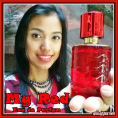 Demi Moore mempersembahkan My Red Eau de Parfum, baru meluncur di bulan April 2014.   Ketika menghadiri Leaders Meeting, diberi kesempatan untuk mencoba dan langsung jatuh cinta dengan aroma red jasmine nya.