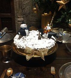 Poudlard sous la neige : on a visité le nouveau décor des studios Harry Potter à…