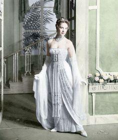Julie Andrews as Eliza in My Fair Lady