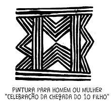 Image result for grafismo asurini