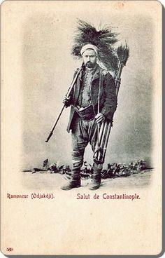 Ocakcı (kartpostal)