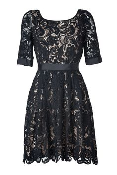 Stylebop Collette Dinnagan Lace Dress