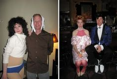 John Hughes Character Costumes  (Weird Science & Pretty In Pink)!!   :)