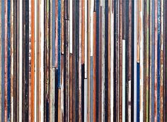 Scrapwood wallpaper, Piet Hein Eek