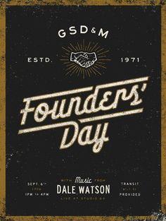 Dribbble - Founders'_Day_Invite.jpg by Greg Thomas