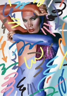 Grace Jones by Jordy van den Nieuwendijk for the Sunday Times Book Review | AnOther Loves
