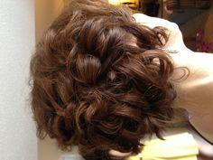Hair by Jacki of RS Makeup Artistry.