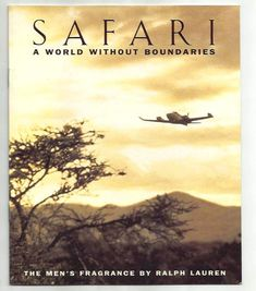 1992  SAFARI Men's Fragrance by RALPH LAUREN par FascinatingHobbies