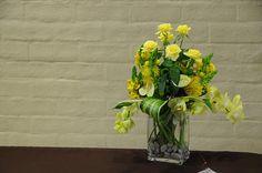 Sympathy Bouquet by In Full Bloom by MJL