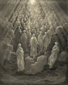 Gustave Doré's Dramatic Illustrations of Dante's Divine Comedy. http://cultr.me/1eH46DH