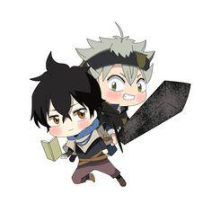 Anime Chibi, Manga Anime, Anime Art, Evergreen Fairy Tail, Black Clover Manga, Otaku, Black Cover, Kittens Cutest, Kawaii