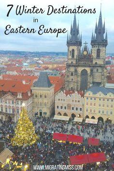 7 Winter Destinations in Eastern Europe