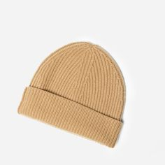 The Cashmere Beanie - Everlane