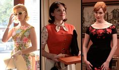 The Mad Men Fashion File - Season 3 Gallery    season-3-fashion-intro.jpg    Season 3's finale left the door open for many things -- Joan's return, Sal's prospects -- but it closed a chapter in Mad Men's fashion history. No longer will we see Betty's maternity frocks or Peggy's pussy bow trends. The characters and story will return next season, but 1963 is officially over, and you know what's coming soon -- mod!    If you can't cope with the idea of Trudy Campbell in a miniskirt, stay calm…