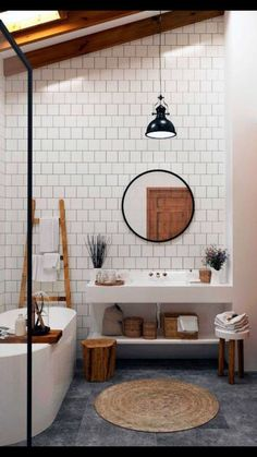 Bathroom interior design 317714948712091989 - Tips in Creating Your Family Bathroom Source by diaryofaTOgirl Family Bathroom, Small Bathroom, Serene Bathroom, Bathroom Ideas, Earthy Bathroom, Bathroom Vanities, Bathroom Modern, Bathroom Vintage, Bathroom Inspo
