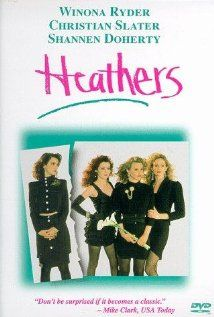 Heathers - Michael Lehmann - ONE OF MY MOST FAVORITE MOVIES - lunch time poll: What's your favorite movie from the 80's? ;)