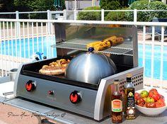 cuisson sur la plancha Lunch Box Bento, C'est Bon, Grilling, Bbq, Cooking, Outdoor Decor, Home Decor, Plein Air, Nova