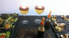 Vinagretas de café