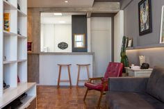 Tria Arquitetura - Apartamento Artur de Azevedo