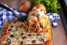 Vegetable-Packed Spaghetti Squash Lasagna (Gluten-Free, Grain-Free)