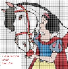 1000 images about cross stitch dysney figurak on - Grille gratuite point de croix disney ...