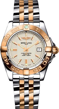 Breitling Watch Galactic 32 Pearl Diamond Pilot Bracelet Watch available to buy online from with free UK delivery. Breitling Superocean Heritage, Breitling Navitimer, Breitling Watches Women, Rolex Submariner, Cool Watches, Watches For Men, Women's Watches, Fine Watches, Luxury Watches