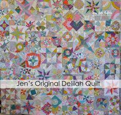 Delilah - SewLux - Jen Kingwell