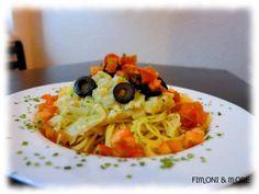 Gesundes Wintergemüse mal etwas anders... Pasta mit Wirsing-Soße. Spaghetti, Pasta, Meat, Chicken, Ethnic Recipes, Food, Savoy Cabbage, Health, Rezepte