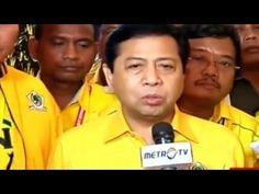 Setya Novanto Terpilih Menjadi Ketua Umum Partai GOLKAR 2016