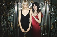 The Reformation made a holiday collection in collaboration with Net-a-Porter