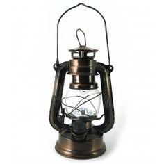 12 LED Hurricane Lamp