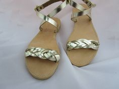 Items similar to Handmade Women Sandals with Flowers, Flat Leather Sandals,Flatform shoes,Beach Sandals,Summer Shoes Sandals for Women on Etsy Toe Ring Sandals, Gold Sandals, Beach Sandals, Gladiator Sandals, Shoes Sandals, Lacoste Shoes Women, Shoes Too Big, Leather Sandals Flat, Designer Sandals