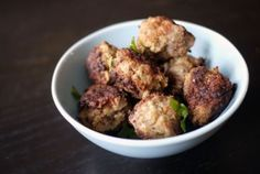 Easiest Classic Meatballs