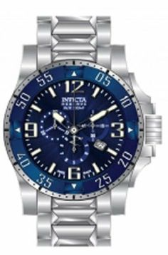 Invicta Watch Invicta. $236.15. Flame Fusion crystal. Stainless steel case and bracelet. Water-resistant to 200 M (660 feet). Swiss quartz movement. Save 85%!