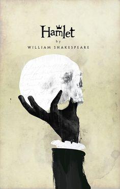 Hamlet Book Cover (2013)