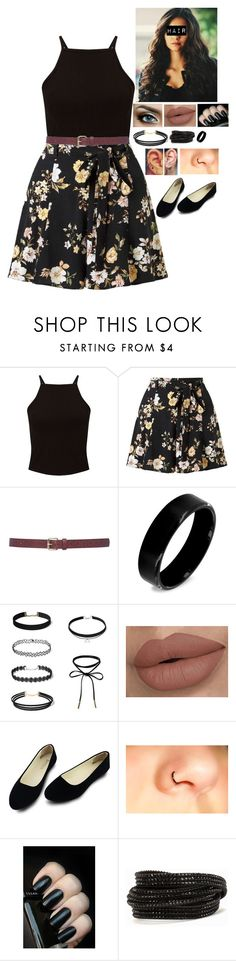 """""""""""Heard It On The Radio"""" - Ross Lynch"""" by wonderland-13-swift ❤ liked on Polyvore featuring Miss Selfridge, M&Co, West Coast Jewelry and Pieces"""