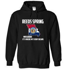 (New Tshirt Design) Reeds Spring Missouri Special Shirt 2015-2016 at Tshirt Family Hoodies, Funny Tee Shirts