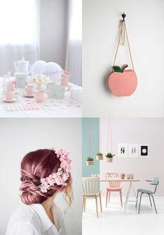 Random #inspiration #decorideas #softcolors #pastel