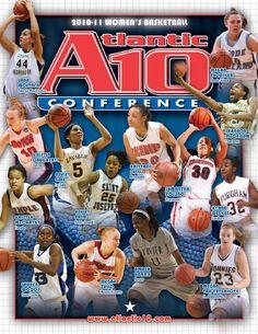 2015-16 Atlantic 10 Women's Basketball Media Guide by Atlantic 10 ...