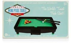 Pin for Later: 50 kreative Wichtelgeschenke unter 10 €  New Look kleiner Poolbillard-Tisch (10 €)